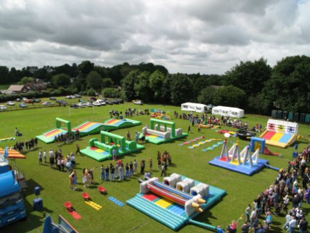 manchester events its a knockout
