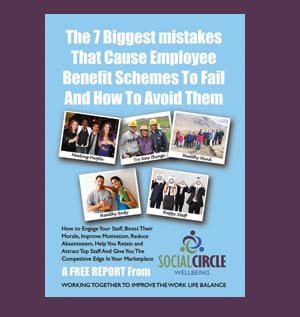 Your free corporate benefits report.