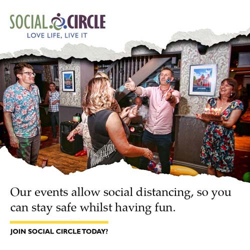 Covid safety at Social Circle